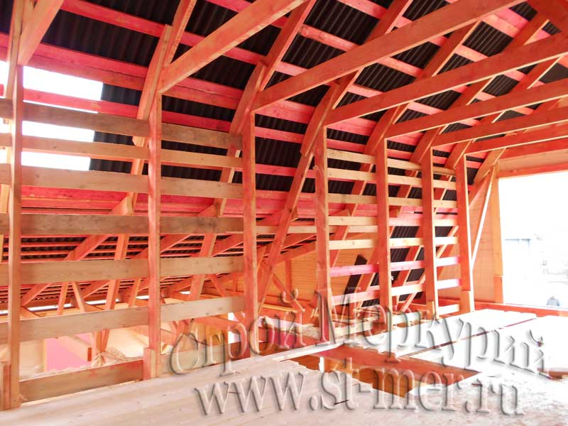 СтройУют  Строительство недорогих домов и бань из
